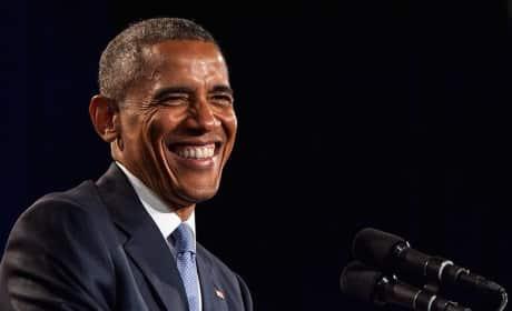 Barack Obama Instagram Photo