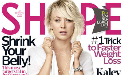 Kaley Cuoco Sizzles in Shape, Shares Some Secrets
