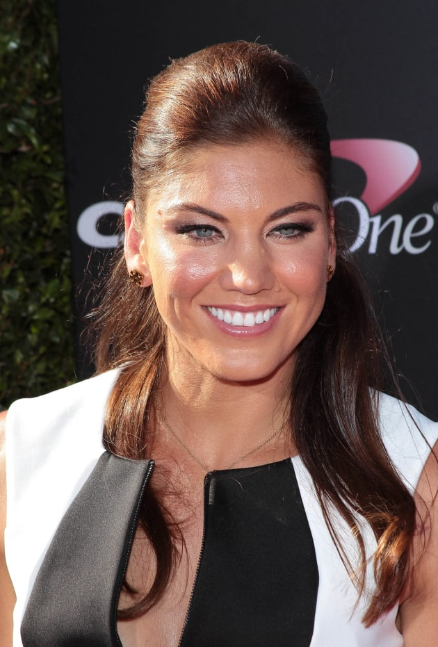 Hope Solo Leaked Naked Pictures