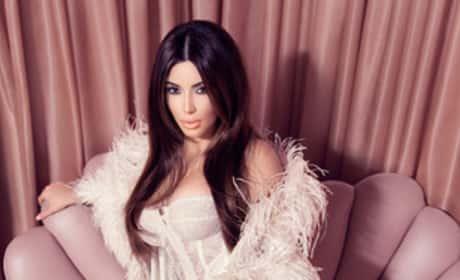 Kim Kardashian: Seductive!