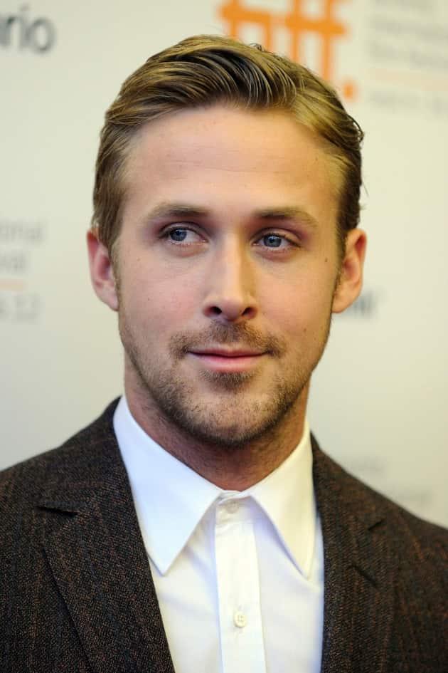 Ryan Gosling Close Up
