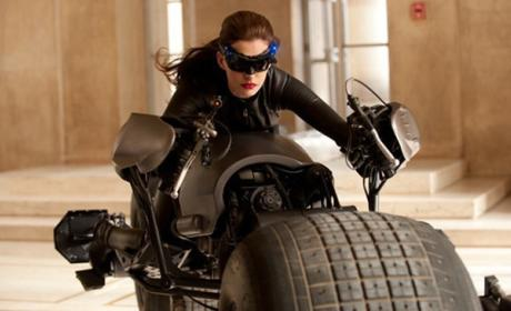 How do you think Anne Hathaway looks as Catwoman?