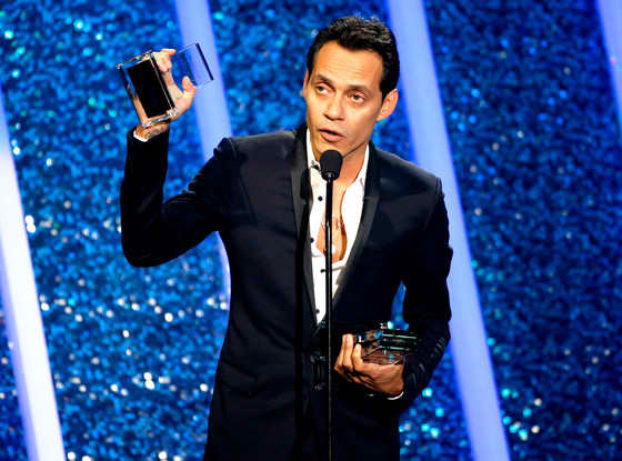 Marc Anthony Wins