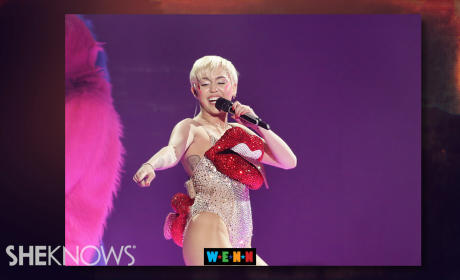 Miley Cyrus Mourns Dead Dog