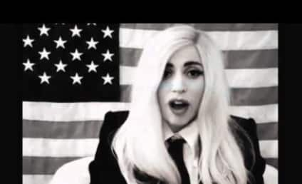 "Lady Gaga Takes on John McCain, Wants ""Don't Ask Don't Tell"" Law Repealed"