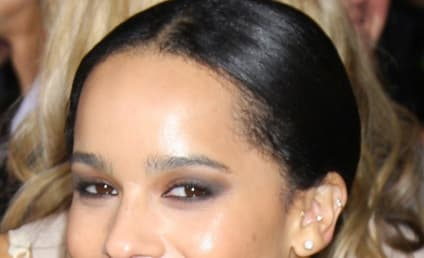 "Drake: Dating Zoe Kravitz, Using Rihanna as ""Side Chick""?"