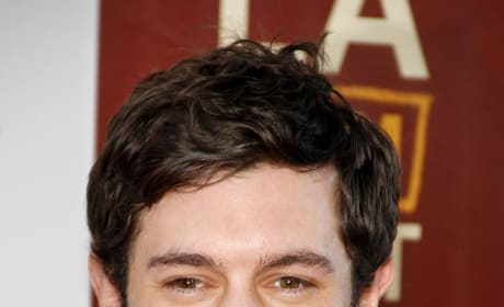 Adam Brody Red Carpet Pic