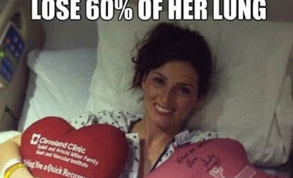 Ridiculously Photogenic Girl Snaps Post-Surgery Pics, Becomes Viral Sensation