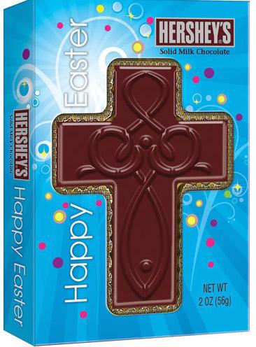 A Chocolate Crucifix
