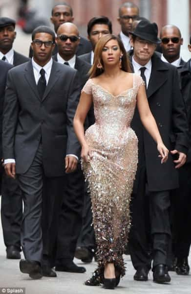 Beyonce Weight Gain?