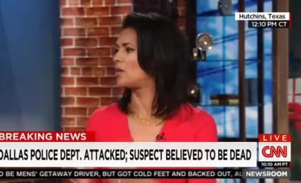 """CNN Anchor Refers to Dallas Gunmen as """"Courageous and Brave"""""""