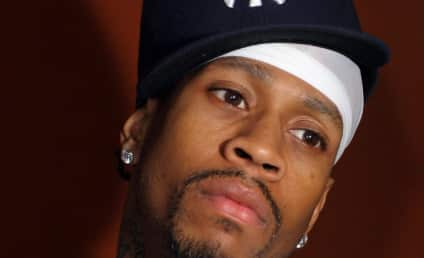Allen and Tawanna Iverson: It's Over (Probably)!