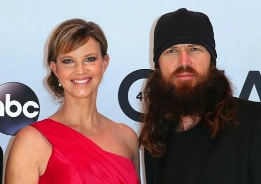Jase and Missy Robertson Photo