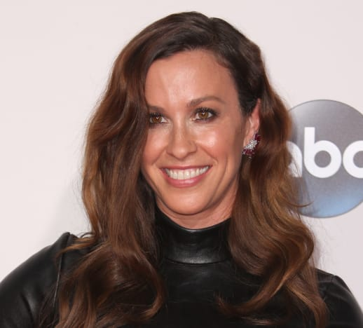 Alanis Morissette Red Carpet Photo