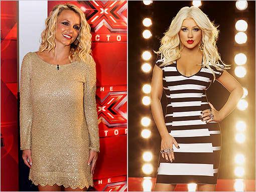 Britney vs. Xtina