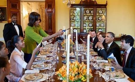 Obama Passover Seder