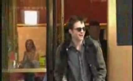 Robert Pattinson: On the Today Show, Team Jacob