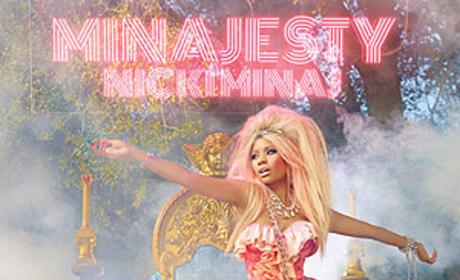 Nicki Minaj Fragrance Poster