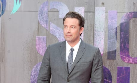 Ben Affleck: Suicide Squad Premiere Photo