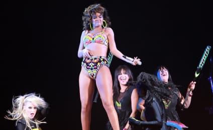 Rihanna to Take Year-Long Hiatus From Music?