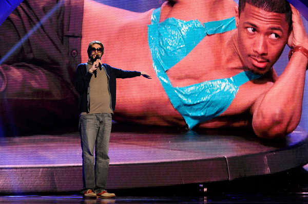 Distracted by Nick Cannon