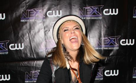 Brooke Mueller in 2012