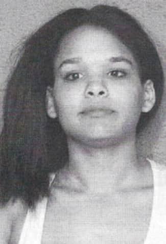 Ebony Jackson Mug Shot