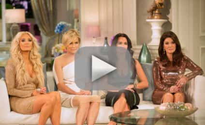 The Real Housewives of Beverly Hills Reunion Recap: Yolanda Foster Peaces Out!