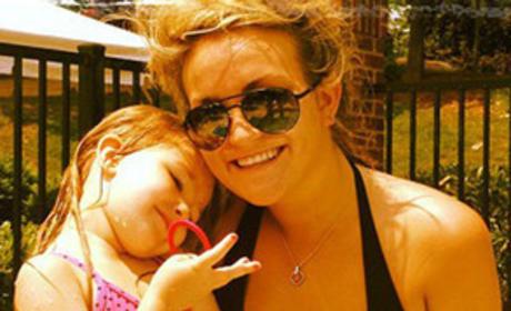 Jamie Lynn Spears, Daughter
