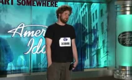 Casey Abrams Doesn't Need No Doctor!