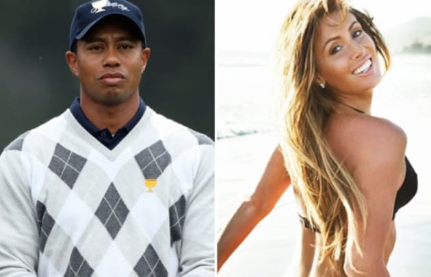tiger woods ex wife today