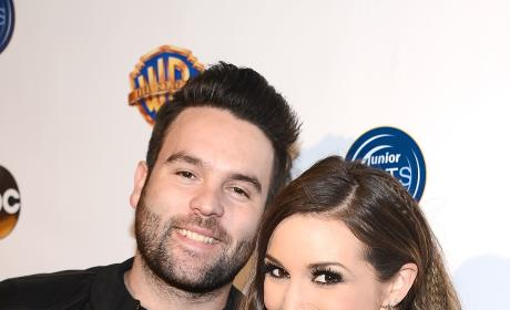 Mike and Scheana Shay