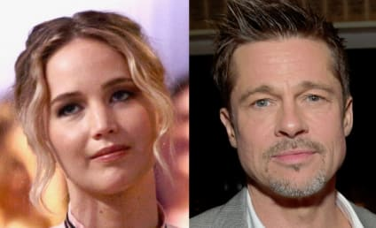 Brad Pitt & Jennifer Lawrence: Dating?!