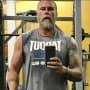 Dean McDermott at the Gym