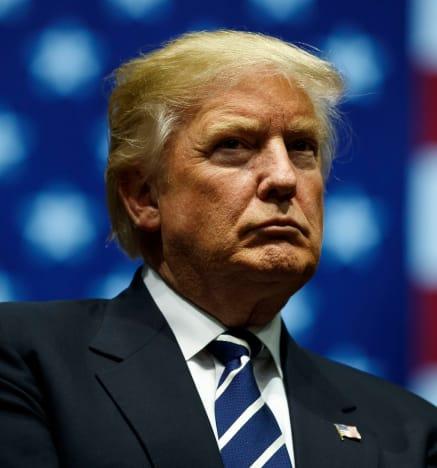 Donald Trump is Sad