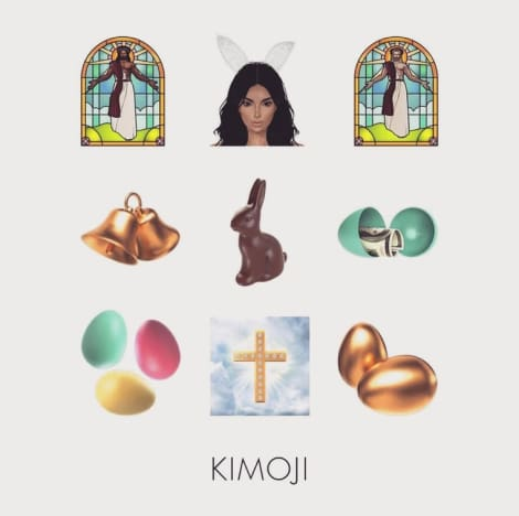 Easter Kimojis