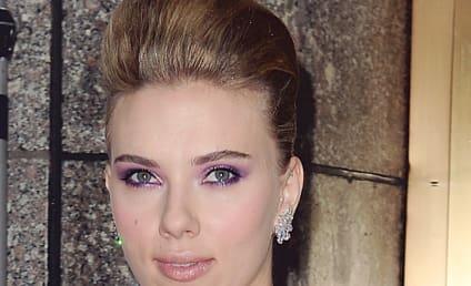 Scarlett Johansson and Sean Penn: It's Over!