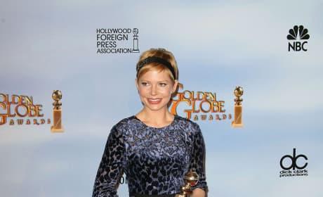 Michelle William Golden Globes