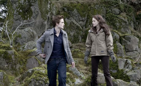 Bella and Edward Scene