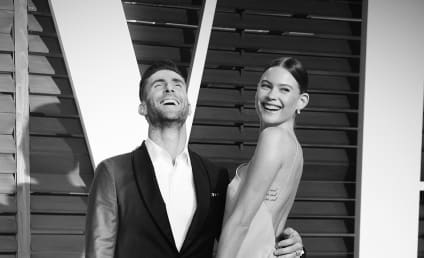 Adam Levine and Behati Prinsloo Welcome First Child!