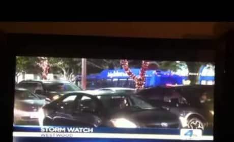 Los Angeles News Report: RAIN!!!!!!!