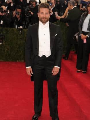 Bradley Cooper MET Gala Photo