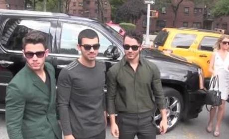 Jonas Brothers Cancel Tour, Are Feuding