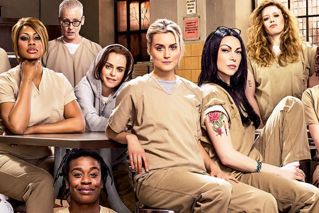 Orange is the new black season 4 cast photo