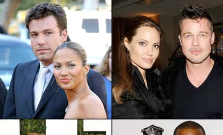 Celebrity Couple Nicknames: RANKED!