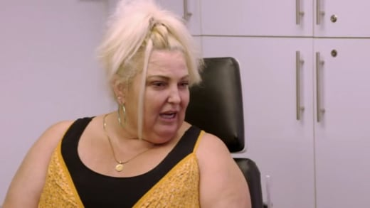 Angela Deem baffled that she can't lie her way out of this