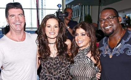 Kara DioGuardi, American Idol Judges: The First Photos!
