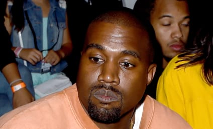 """Kanye West to Celebs in """"Famous"""" Video: Go Ahead and Sue Me!"""