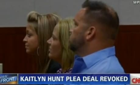 Kaitlyn Hunt Arrested Again, Plea Deal Revoked