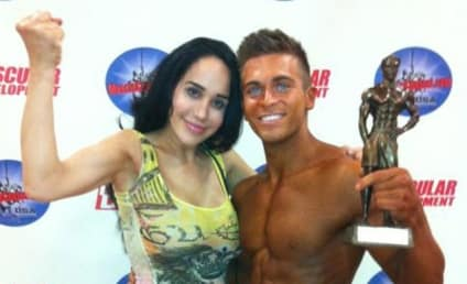 Frankie Grageda: Octomom Boyfriend, Orange Bodybuilder